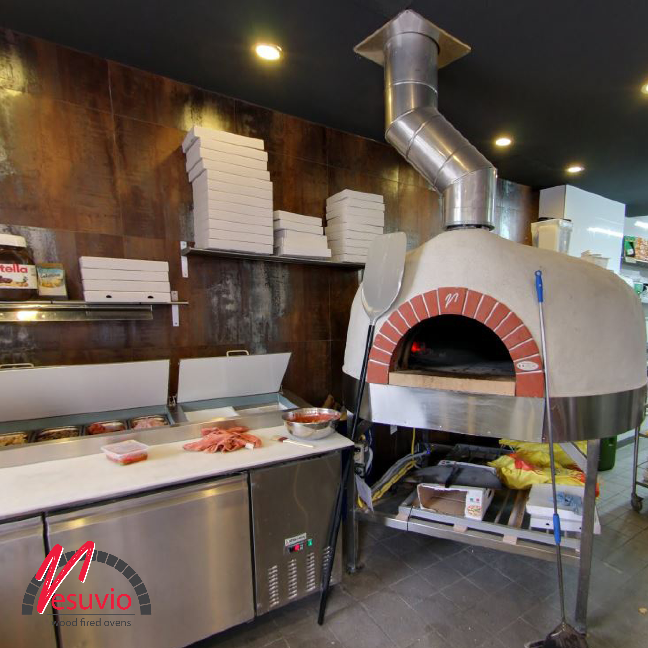 Commercial Ovens Photos Pizza Ovens Wood Fired Ovens
