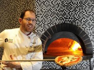 napoletana pizza francesco spataro aperitivo - wood fired ovens valoriani vesuvio