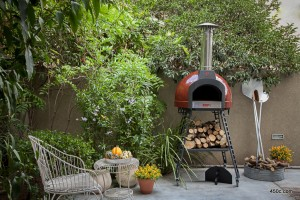 the bachelor wood fired oven