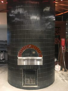 Commercial wood fired ovens