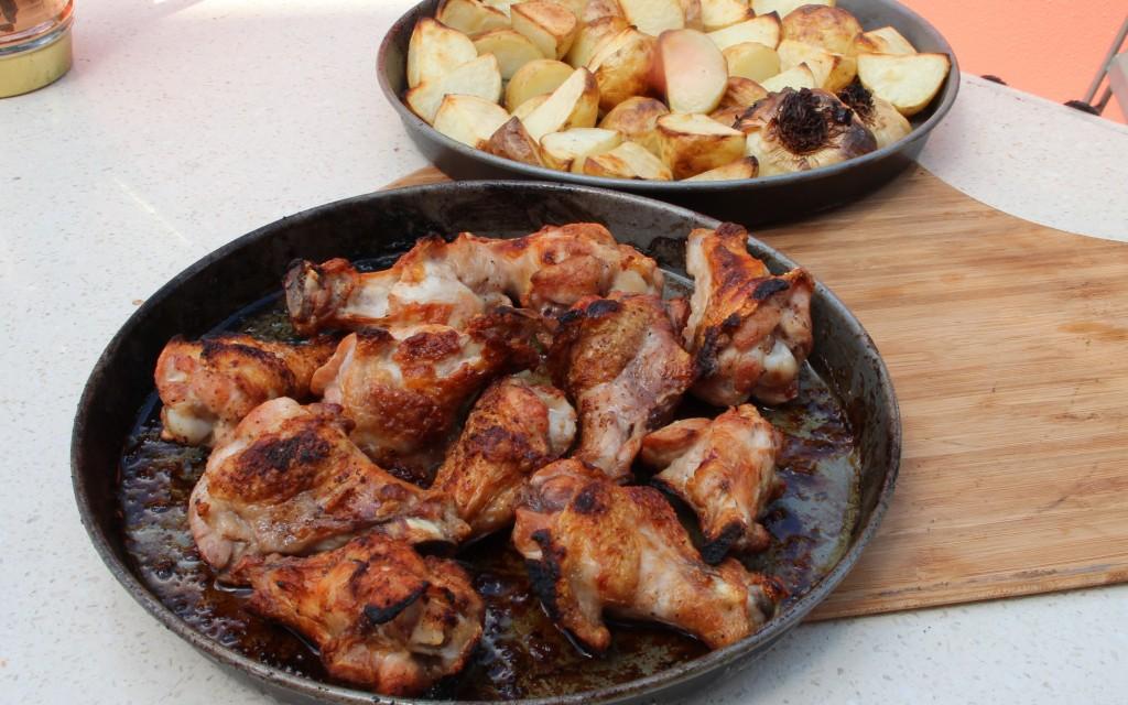 devilled chicken recipe italian food