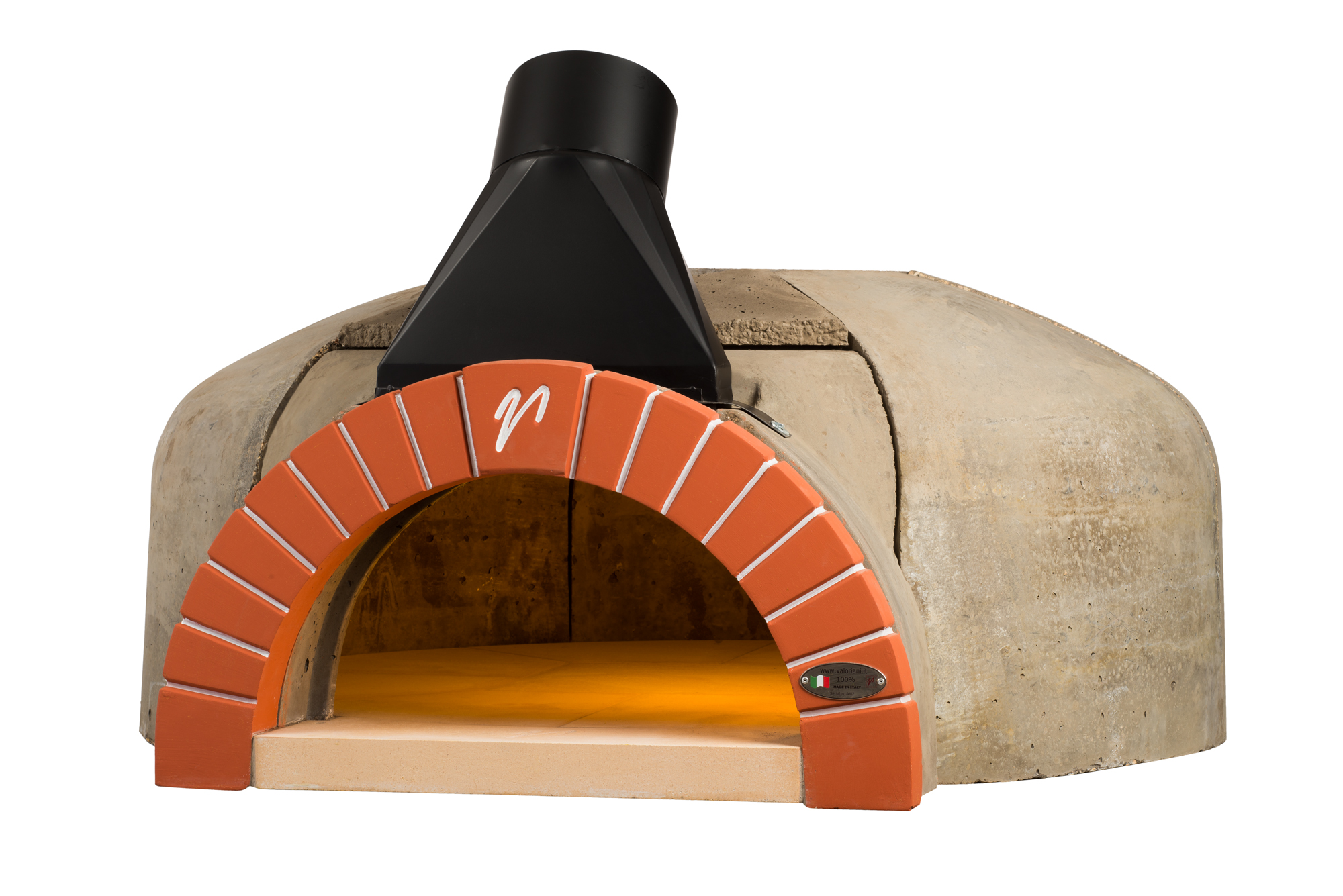 GR140 wood fired oven