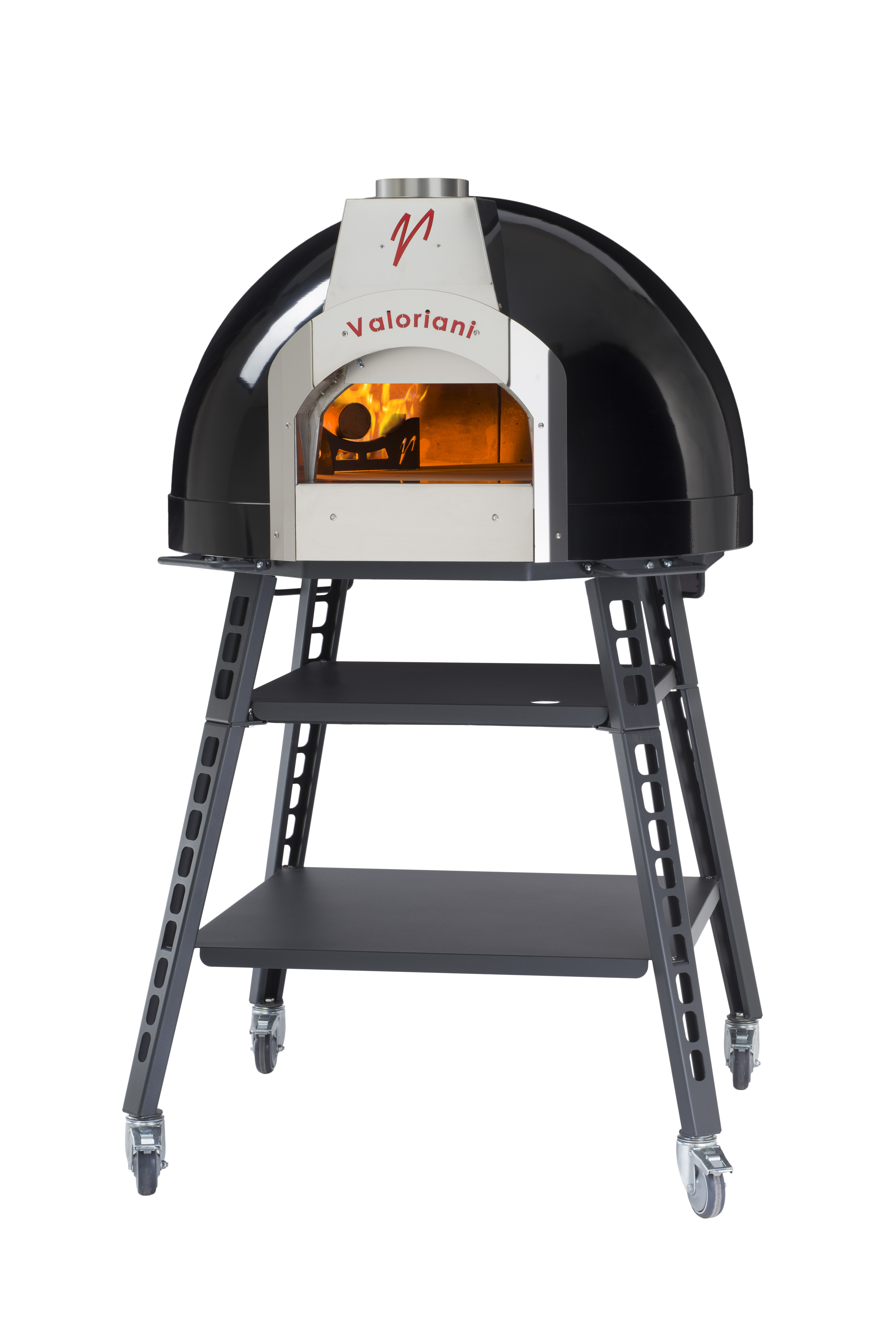 Valoriani Baby Wood Fired Oven Luxury Distributed In