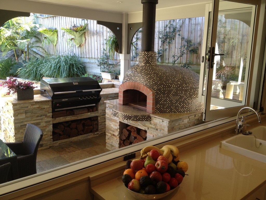 residential woodfired ovens
