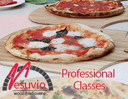 professional pizzas and baking classes