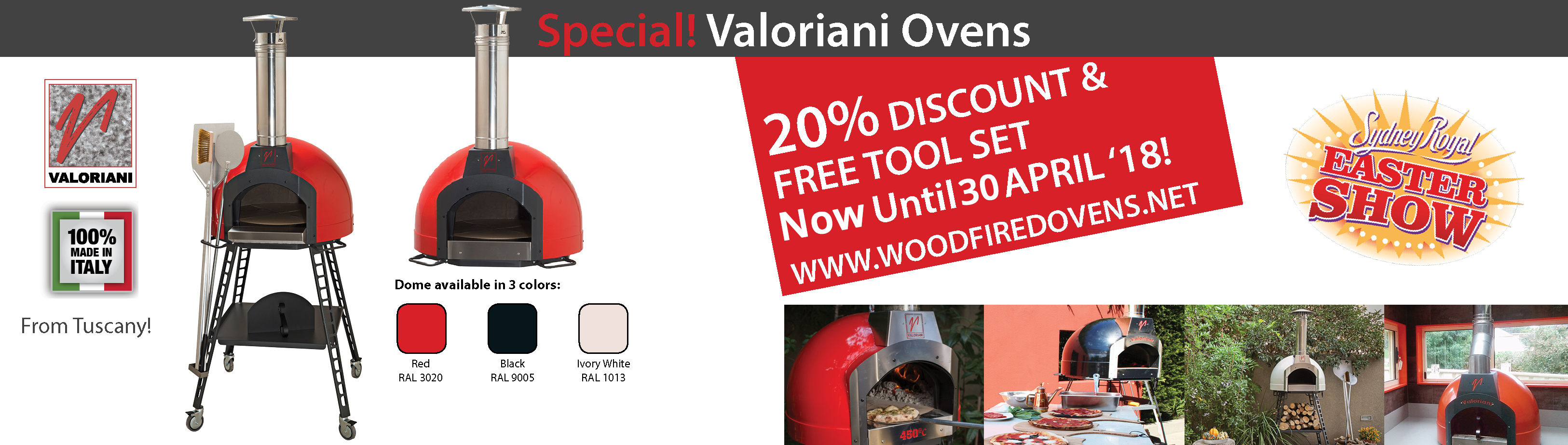 wood fired ovens special price