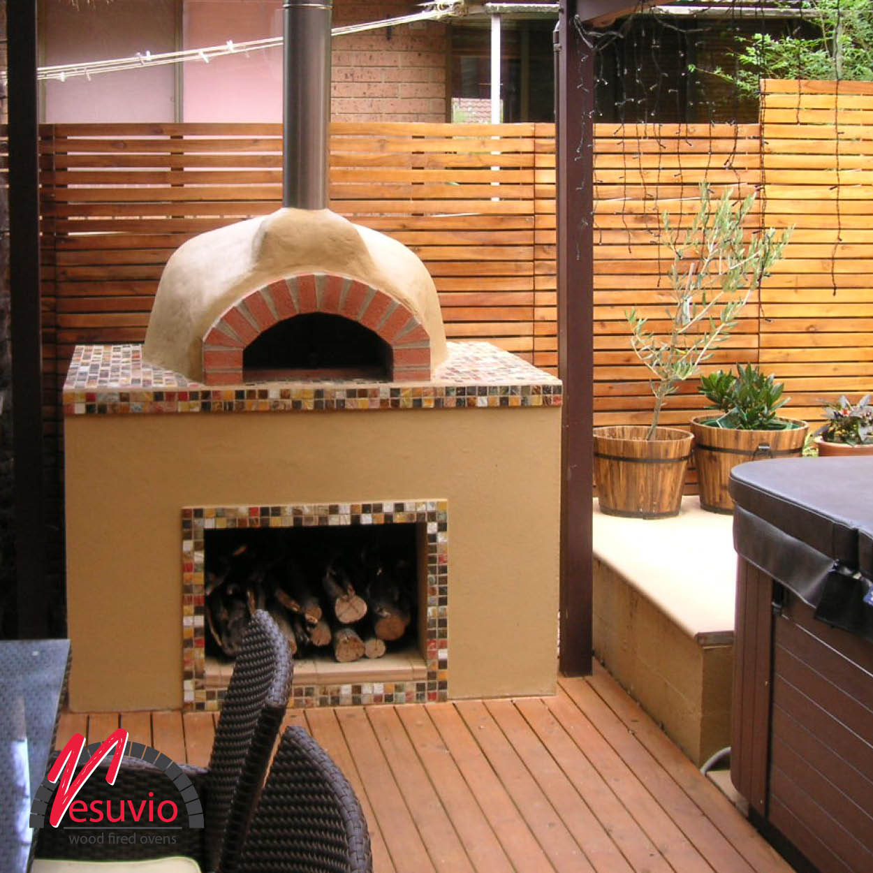 Residential Wood Fired Ovens Gallery Vesuvio Wood Fired Ovensvesuvio Wood Fired Ovens
