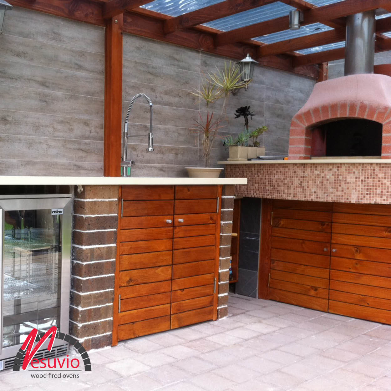 Residential Wood Fired Ovens Gallery
