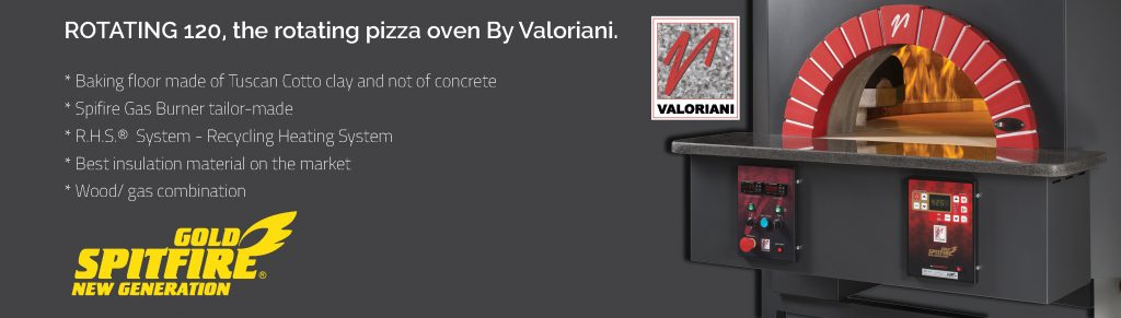 rotating pizza ovens slide - rotating wood fired ovens Valoriani