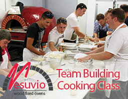 Team building Cooking class button