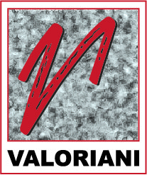 Wood Fired - Valoriani Logo