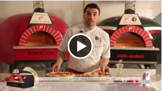 Woddifired Oven Verace Video