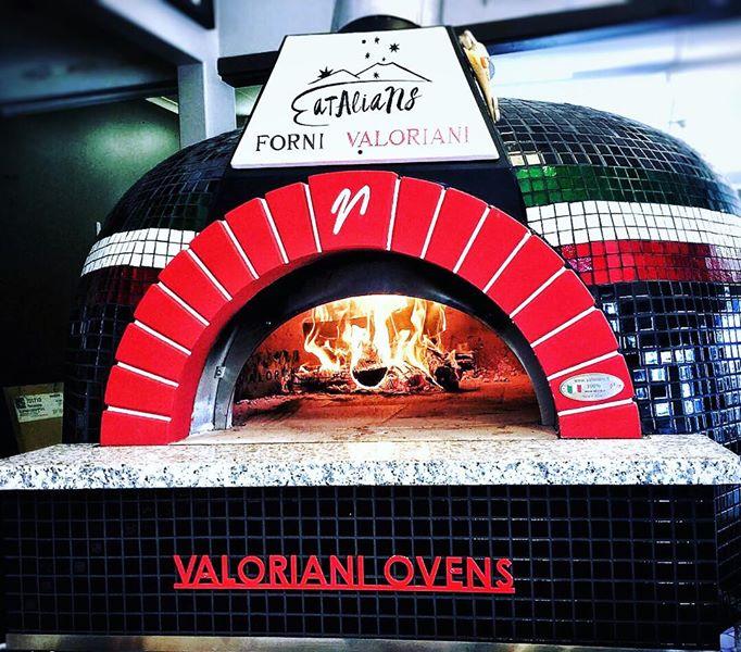 Valoriani wood fired oven Kangaroo Island