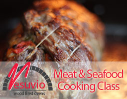 Meat Cooking CLass