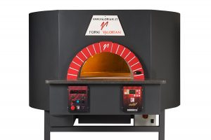 Rotating Wood Fired Ovens -Rotating pizza ovens
