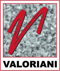 Wood Fired - Valoriani Logo