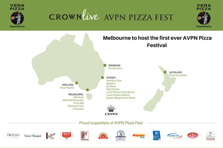 AVPN pizza festival